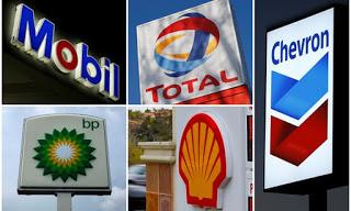 big 5 oil companies