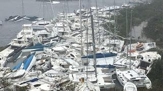 Hurricane Irma, Hurricane Irma Caribbean