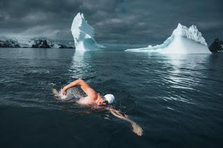 Lewis Pugh, Antarctica