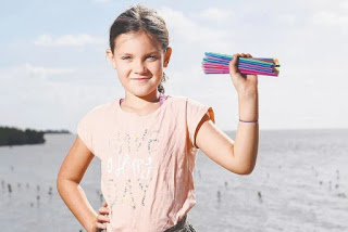 plastic straw ban, plastic straws, Australia, Queensland, Cairns