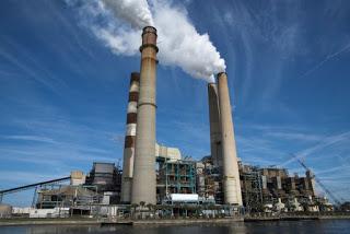 power plant emissions