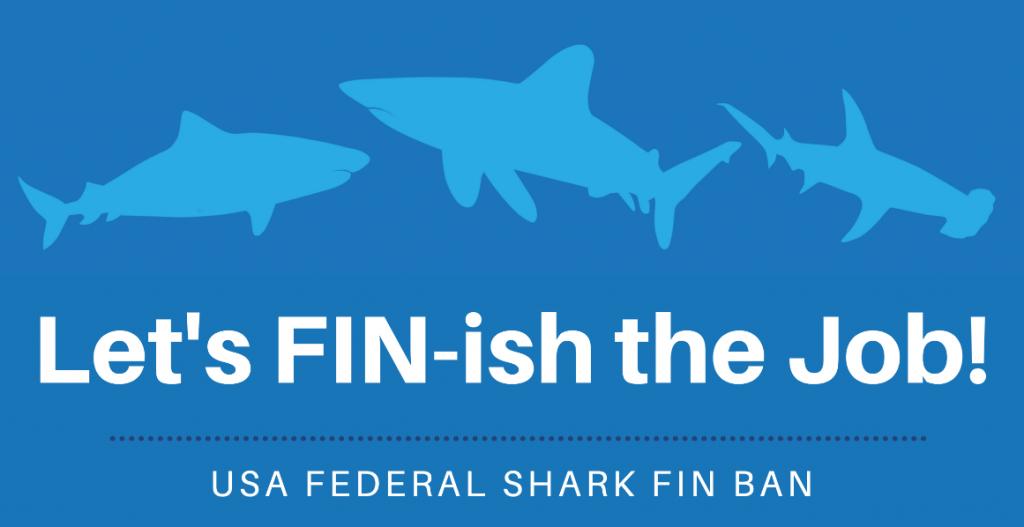 US Federal Shark Fin Ban Bill