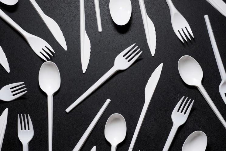 Single-Use Plastic Utensils
